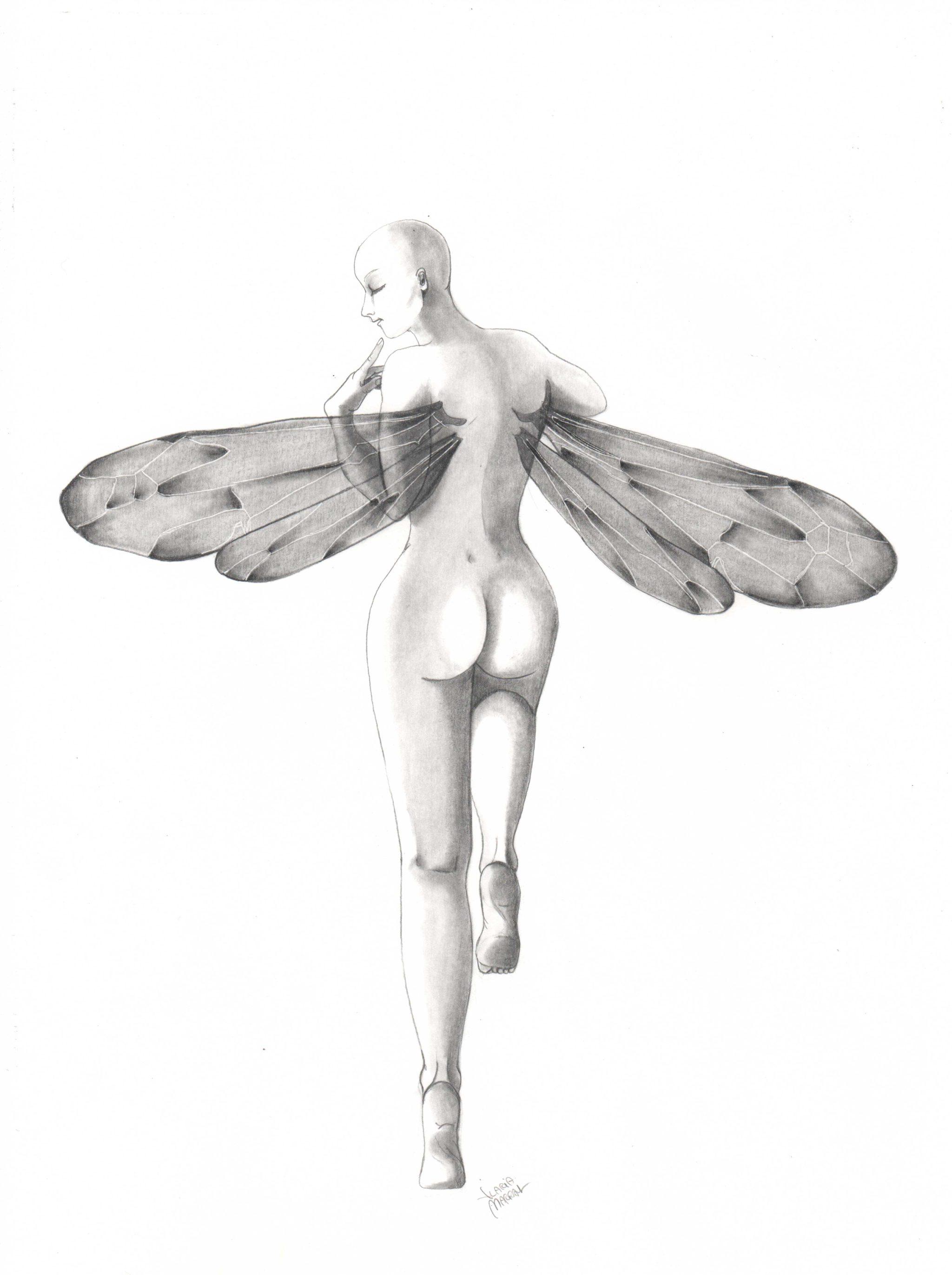 grafite-donna-vespa